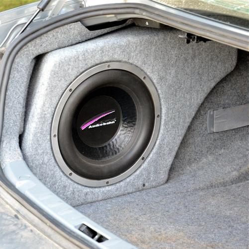BMW 3 E92 COUPE 2004-2012 SUBWOOFER BOX, NEW ENCLOSURE